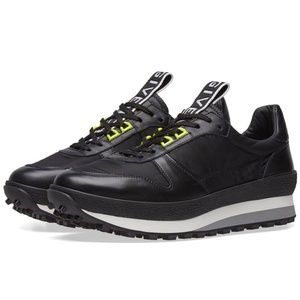 Givenchy Men's Leather TR3 Running Sneaker Shoes